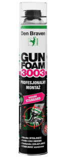 Piany Den Braven Piana pistoletowa Gunfoam 3003 750 ml